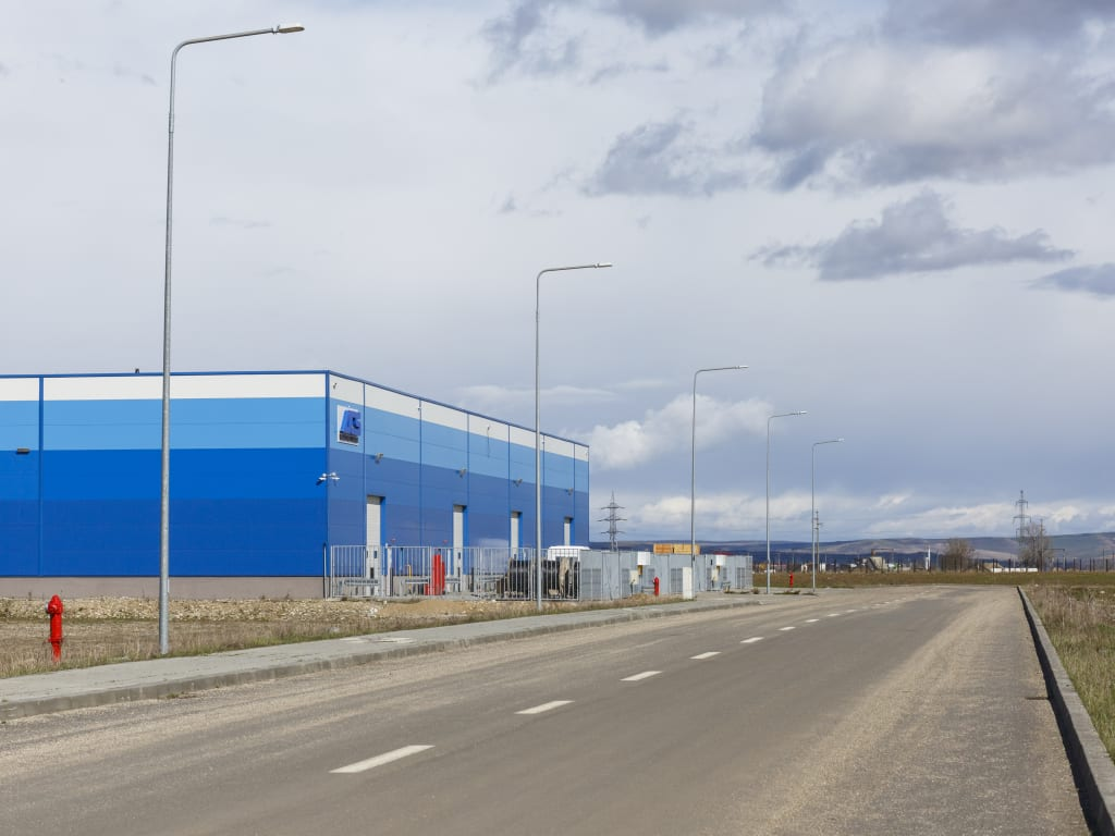 aries logistic park - Tranzacție: Arieș Logistic Park, cumpărat de Afin Holding