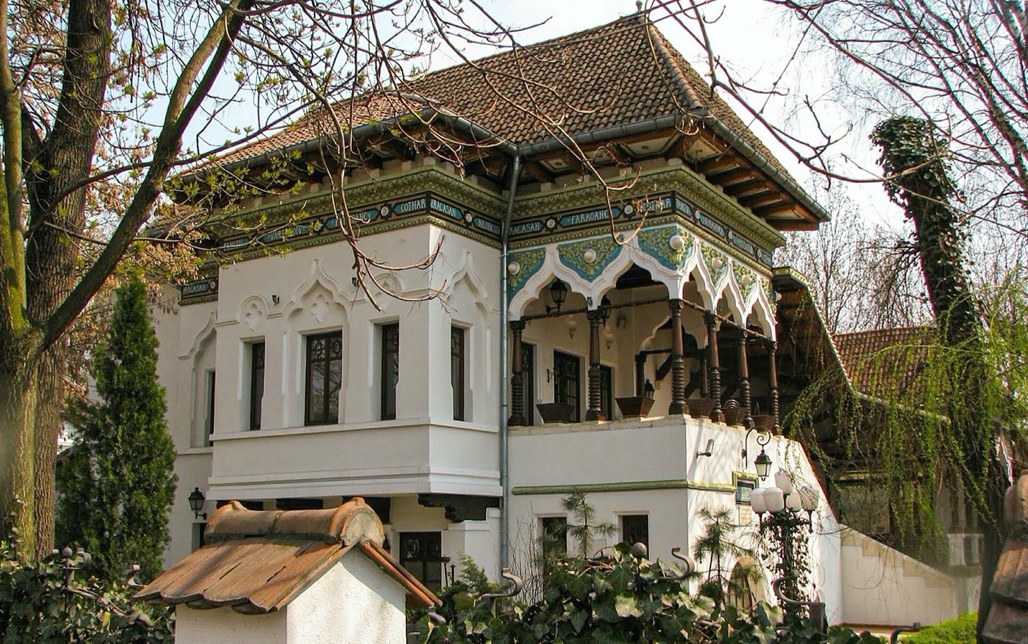casa mincu - Oameni care au construit Bucureștiul: Ion Mincu