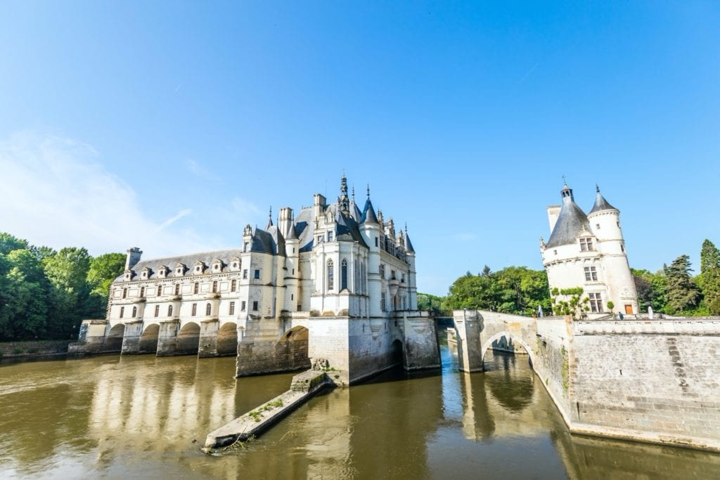 dorian mongel W1SHl5ki3yk unsplash copy 1024x683 - Secretele Palatelor: Château de Chenonceau, castelul disputat de Caterina de Medici şi Diane de Poitiers