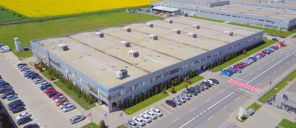 industrial park brasov3 copy 1024x445 - Top 5 proiecte industriale și logistice în România