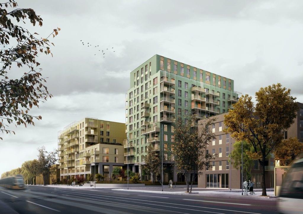 marmura residence copy 1024x724 - Dezvoltări rezidențiale și office importante, în zona de nord a Capitalei