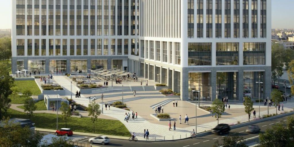 tns plaza area copy 1024x512 - Dezvoltări rezidențiale și office importante, în zona de nord a Capitalei