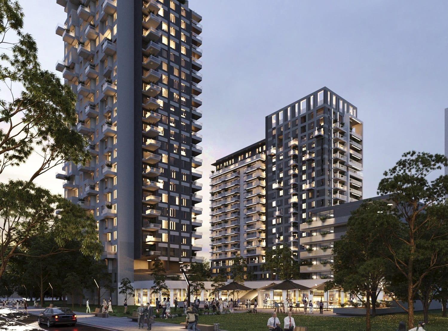vibe forward - Jucător nou: Vibe Properties investește în 448 de apartamente în București