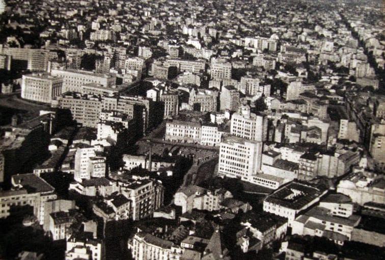 Bucuresti   Panorama din elicopter - 30 de ani de istorie imobiliară în România (I) | DOSAR SPECIAL REAL ESTATE MAGAZINE