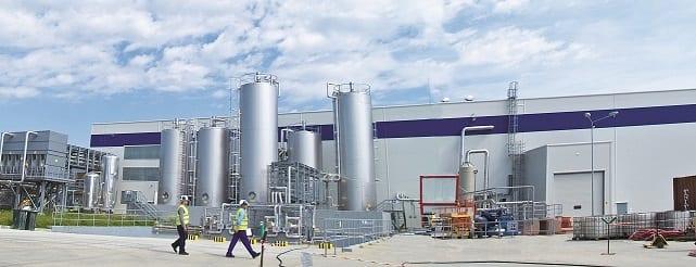 PG urlati - Procter & Gamble investește într-o nouă fabrică la Urlați