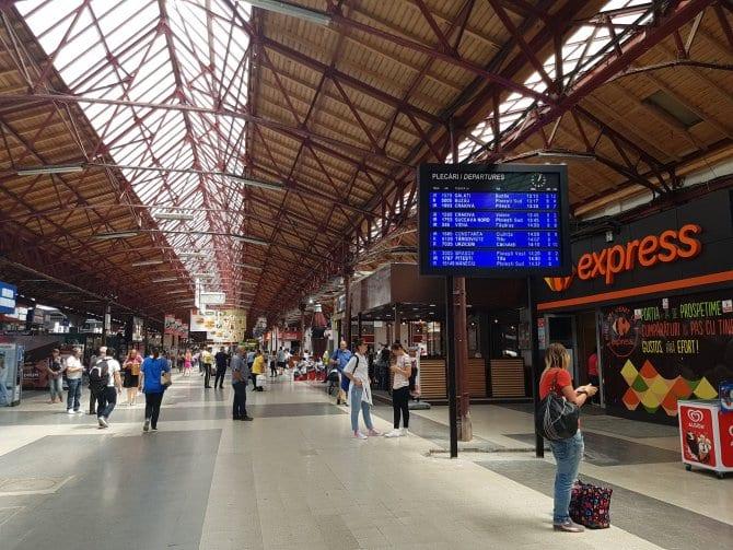 gara de nordjpg - Gara de Nord, studiu de fezabilitate pentru transformarea în Eurogară