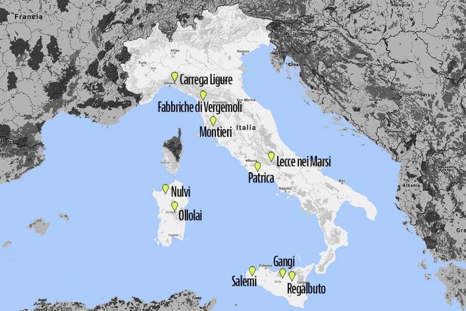 italia 1euro 1200 1 - Case cu 1 euro, la vânzare în orășele din Sicilia. Ce-i așteaptă pe cumpărători?