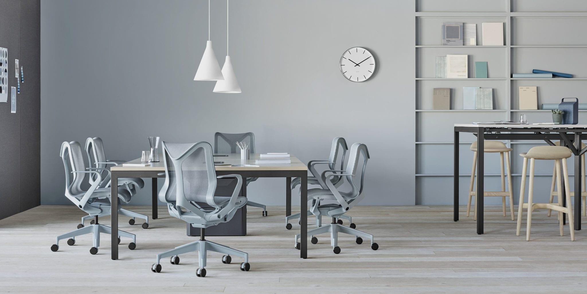 COSM Herman Miller 1 - Workspace Studio țintește o cifră de afaceri de 13 milioane euro în 2020