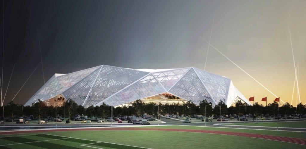GRAND STADE 3 copy 1024x500 - Topul stadioanelor recent inaugurate sau care vor fi deschise până în 2025