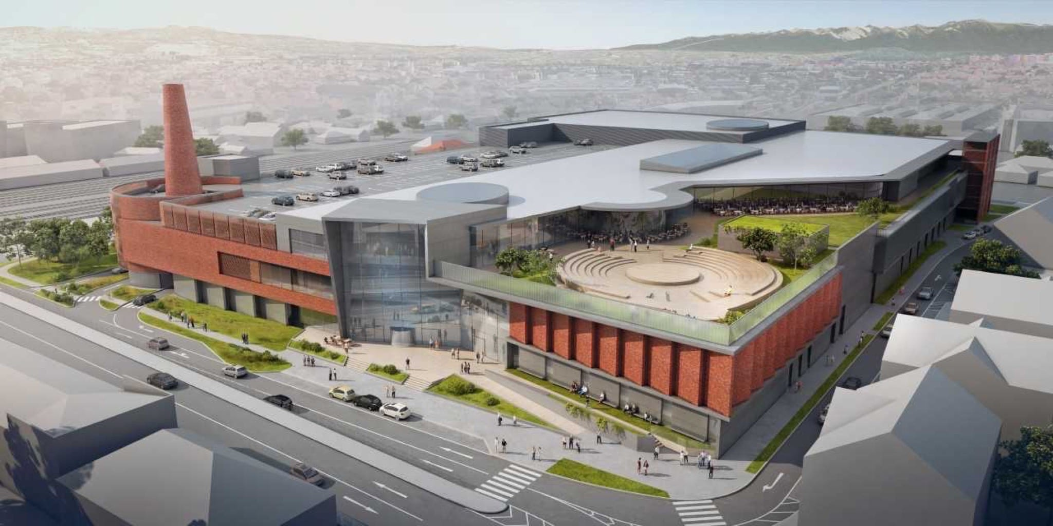 Mall Sibiu copy - Analiză: Rate de neocupare mici și livrări importante pentru spațiile de birouri și retail