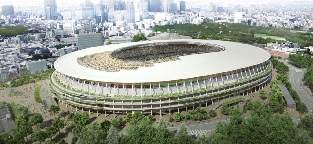 Tokyo main copy 1024x473 - Topul stadioanelor recent inaugurate sau care vor fi deschise până în 2025