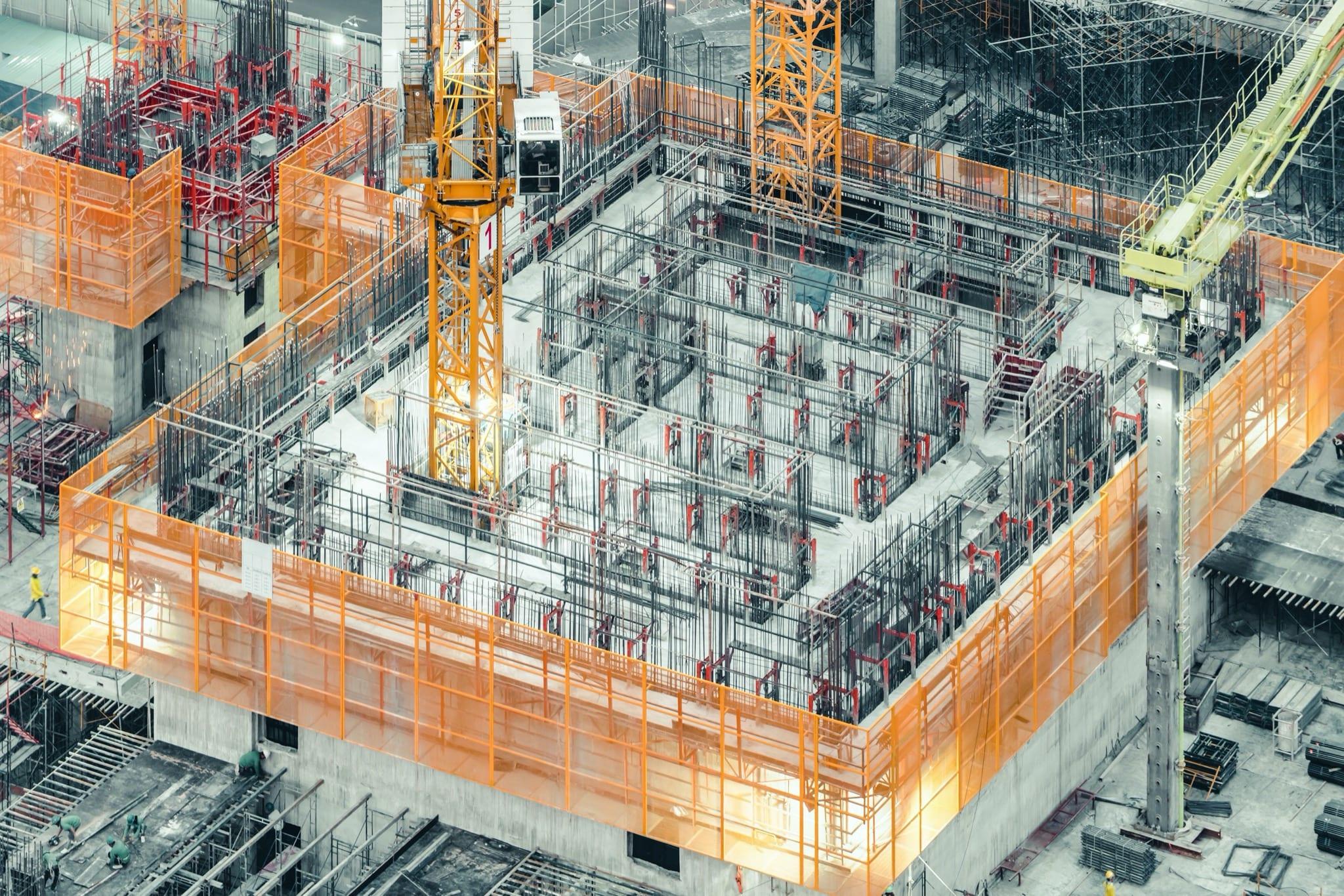 constructii - Statistică: Volum în creștere al lucrărilor de construcții