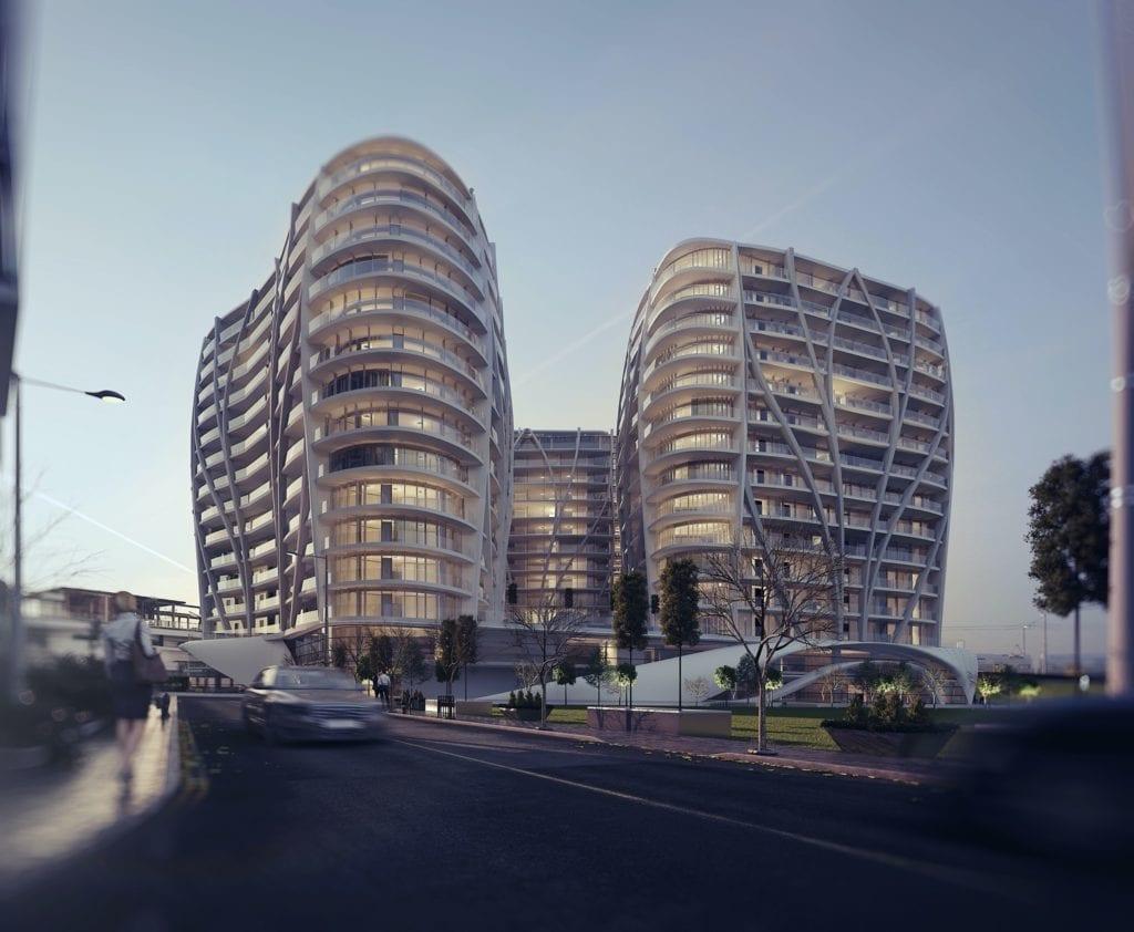 """crown towers 22 copy 1024x842 - Silviu Grigorescu, managing partner, Metropolitan: """"În acest moment nu există niciun alt proiect cu arhitectura și dotările ansamblului Crown Towers"""""""
