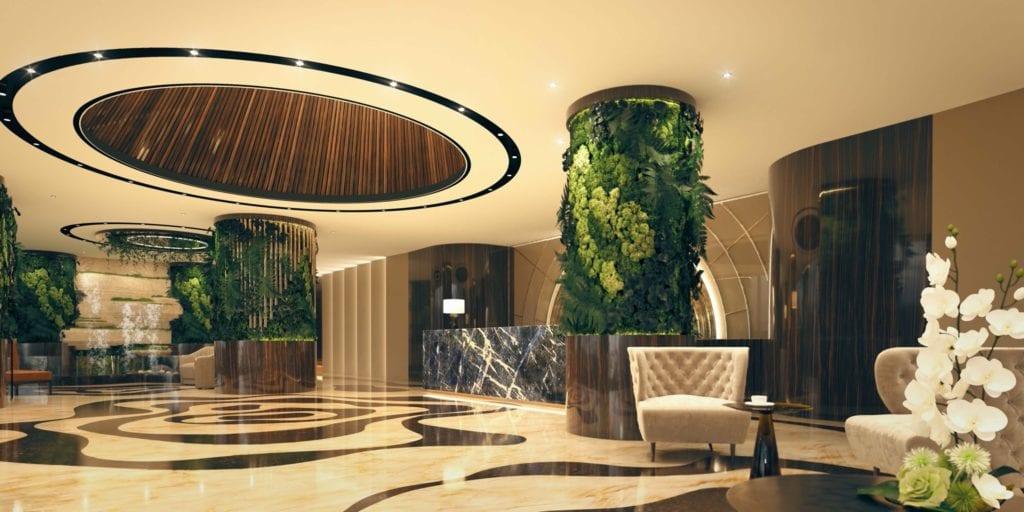 """crown towers 5 1024x512 - Silviu Grigorescu, managing partner, Metropolitan: """"În acest moment nu există niciun alt proiect cu arhitectura și dotările ansamblului Crown Towers"""""""
