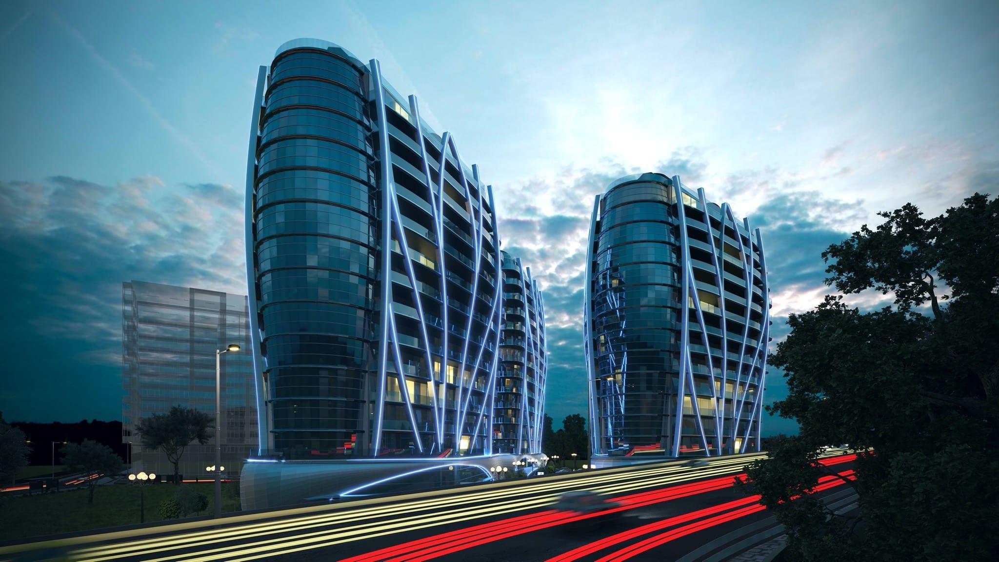 """crown towers - Silviu Grigorescu, managing partner, Metropolitan: """"În acest moment nu există niciun alt proiect cu arhitectura și dotările ansamblului Crown Towers"""""""
