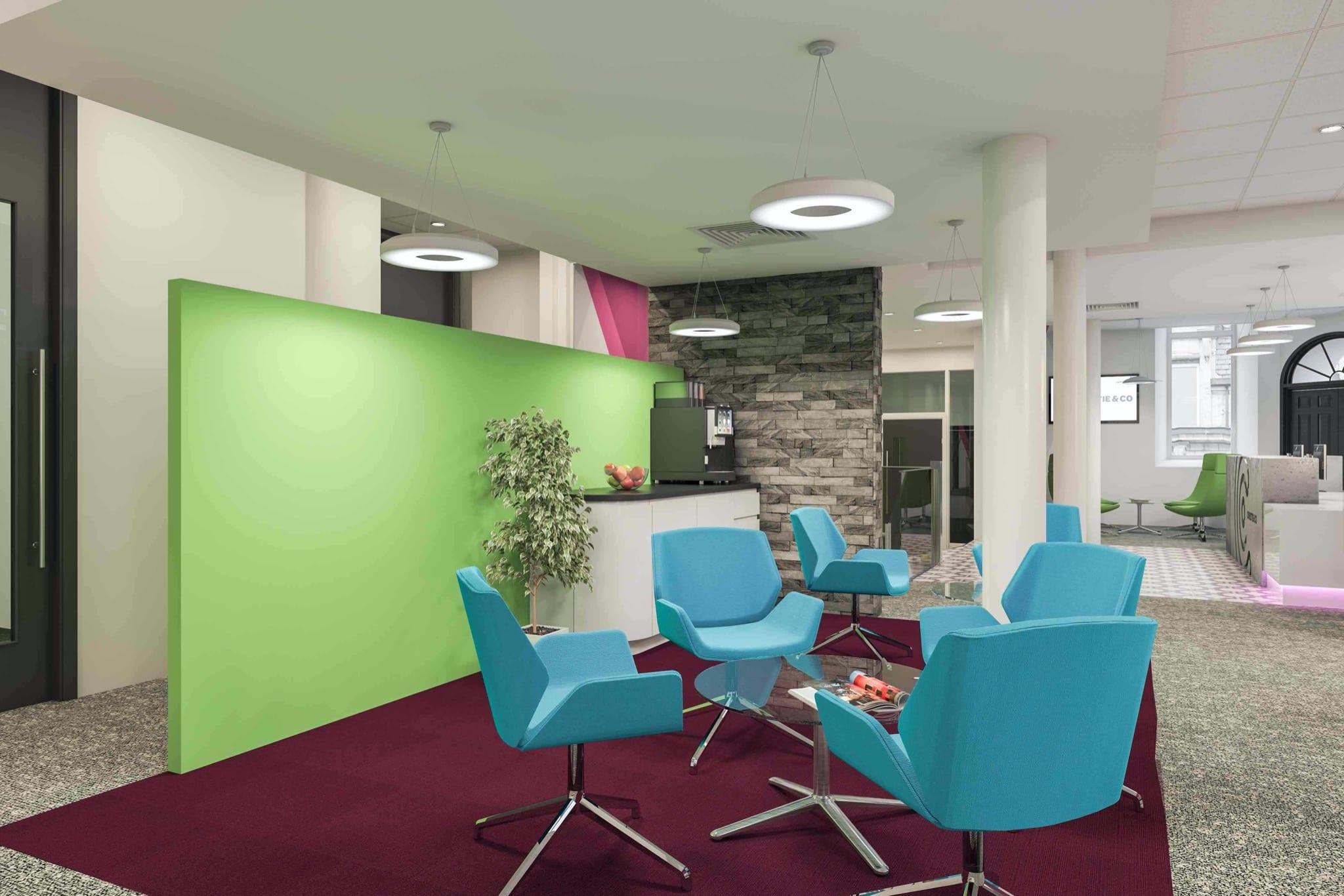 design birouri - Inovarea la nivelul facilităților din clădirile de birouri, pe agenda proprietarilor de proiecte