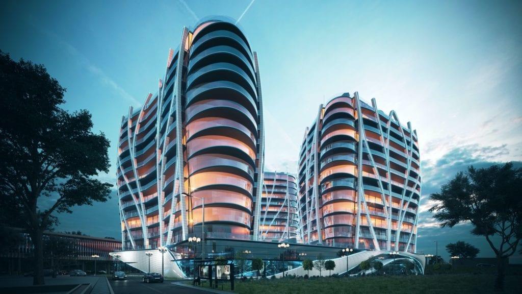 """metropolitan 1024x576 - Silviu Grigorescu, managing partner, Metropolitan: """"În acest moment nu există niciun alt proiect cu arhitectura și dotările ansamblului Crown Towers"""""""