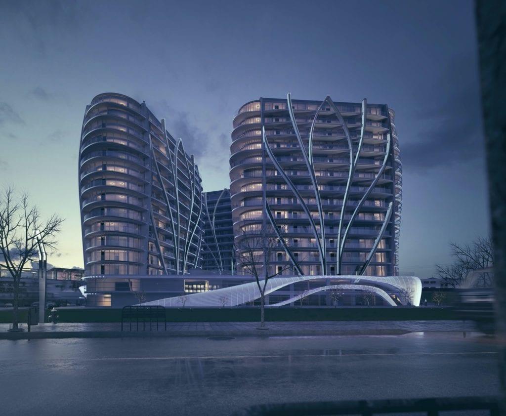 """metropolitan crown towers 8 1024x842 - Silviu Grigorescu, managing partner, Metropolitan: """"În acest moment nu există niciun alt proiect cu arhitectura și dotările ansamblului Crown Towers"""""""