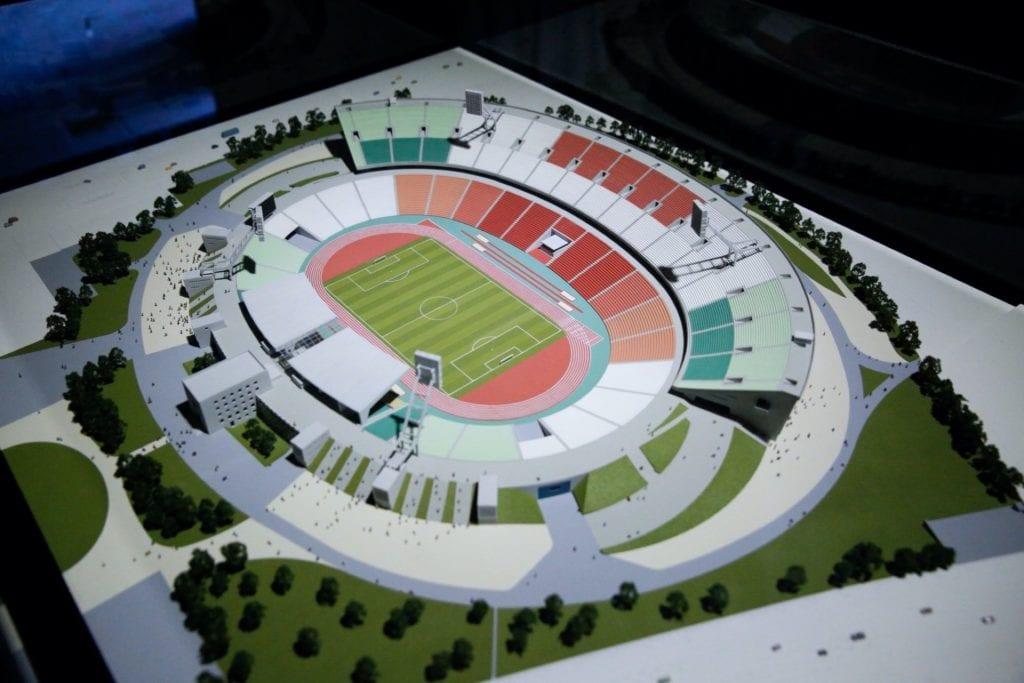 puskas ferenc latogatokozpont polyak attila 20180701 006 copy 1024x683 - Topul stadioanelor recent inaugurate sau care vor fi deschise până în 2025