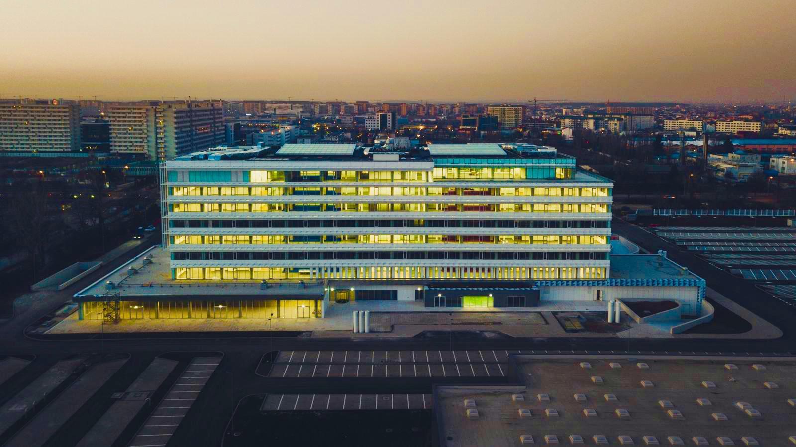 renault bucharest connected - Tranzacție: Globalworth devine unicul proprietar Renault Bucharest Connected