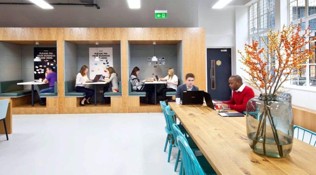 spaces campus 6 copy 1024x569 - Top 5 proiecte de coworking și birouri flexibile din București