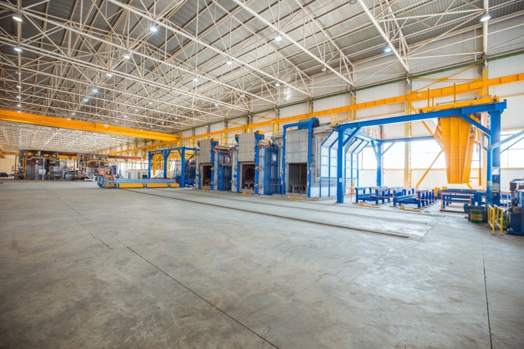 productie 1024x683 - Investițiile în producție, dezvoltare moderată pe piața locală
