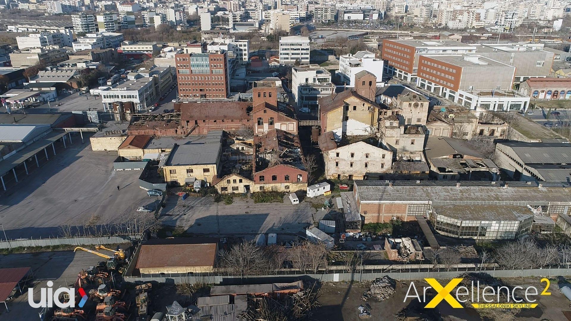 Arxellence 2 competition area 2 - ALUMIL organizează ArXellence 2, competiție deschisă arhitecților pentru noul Central Business District din Salonic