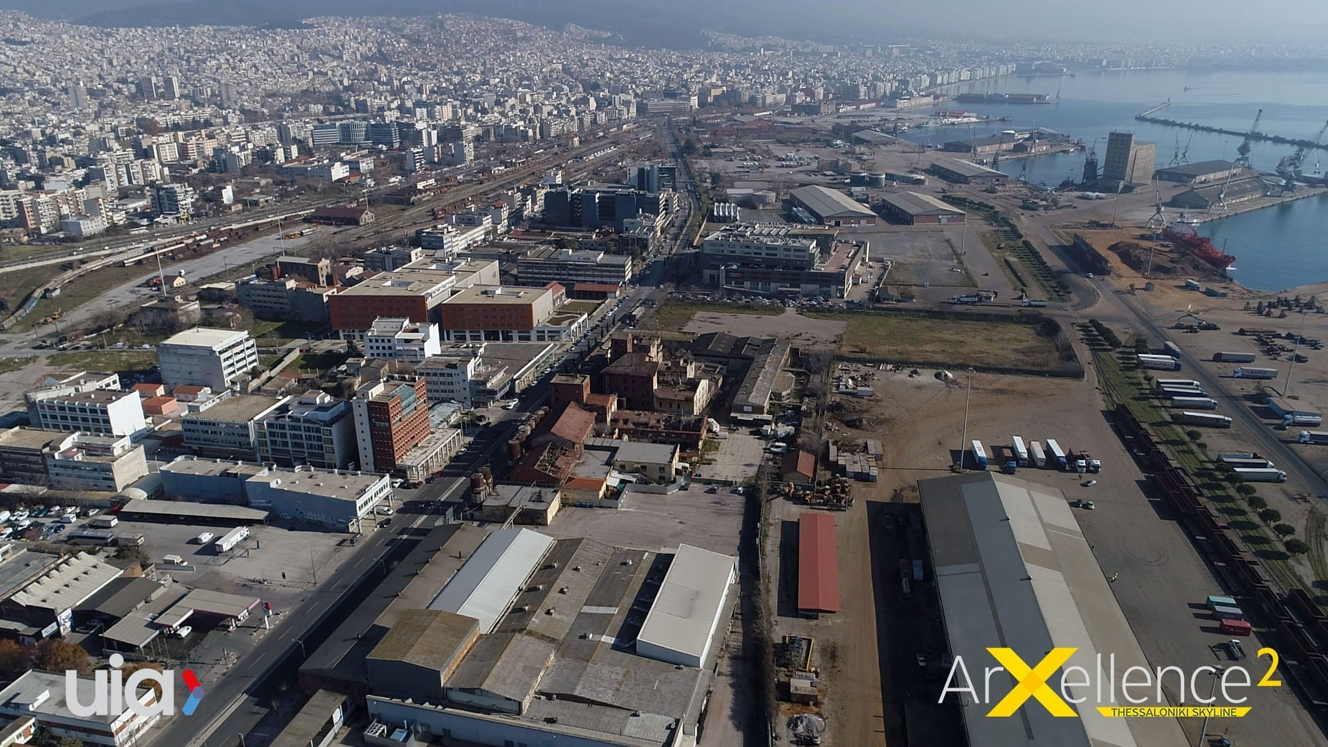 Arxellence 2 competition area 3 - ALUMIL organizează ArXellence 2, competiție deschisă arhitecților pentru noul Central Business District din Salonic