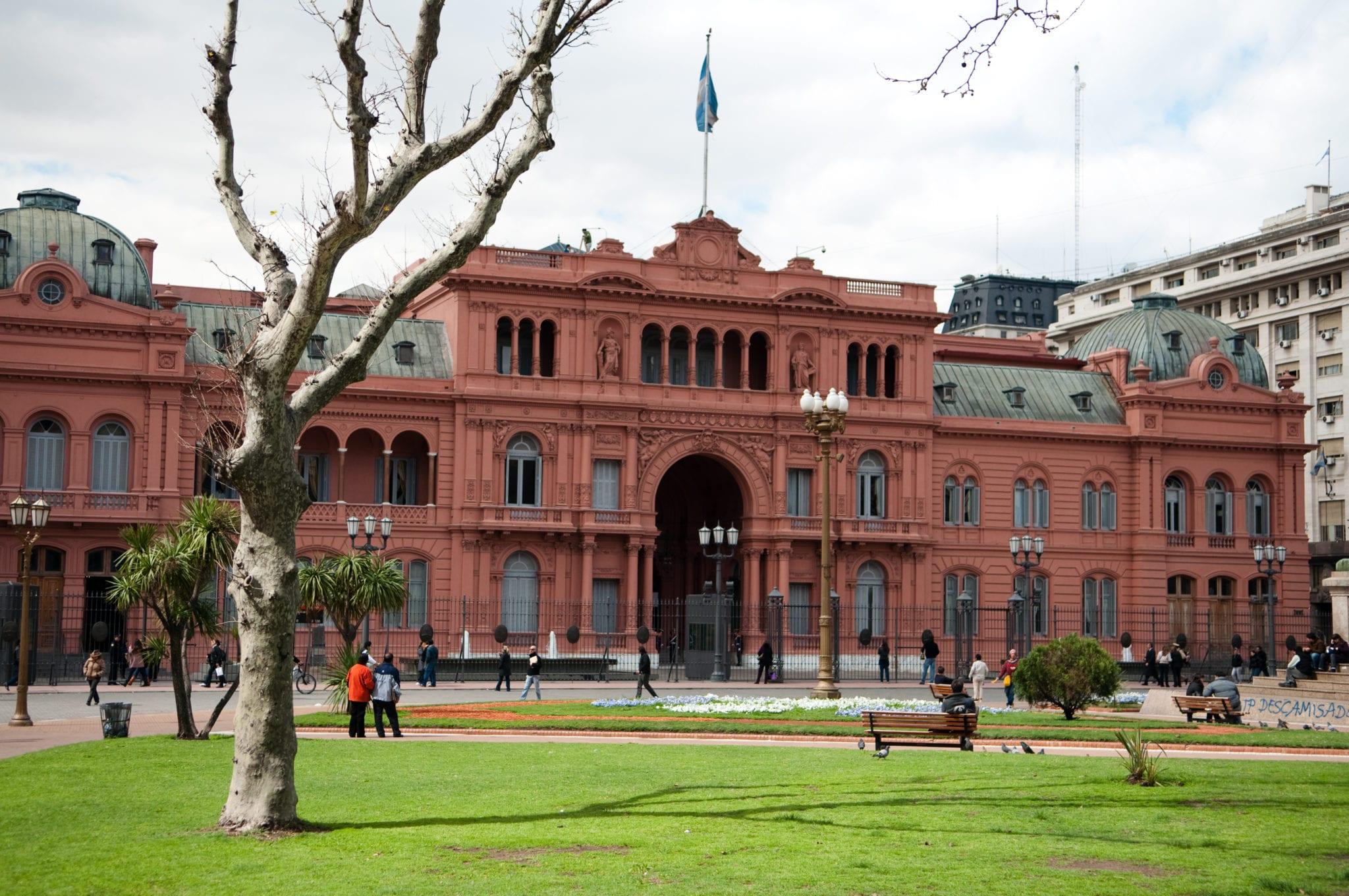 Casa Rosada02 scaled - Casa Rosada, reședința prezidențială pe care Eva Perón a făcut-o faimoasă