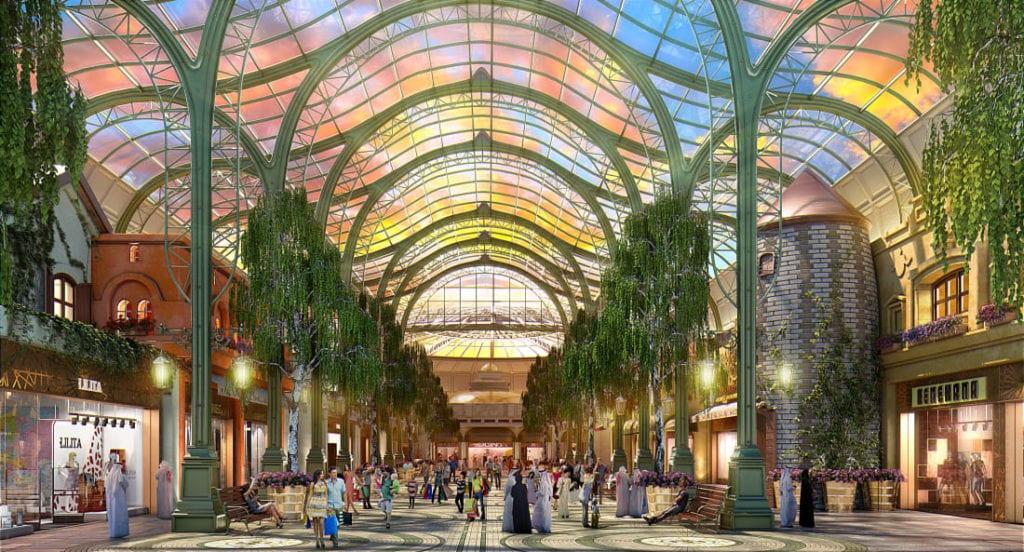 dubai mall 3 1024x552 - 8 proiecte imobiliare din Dubai care se anunţă a fi spectaculoase