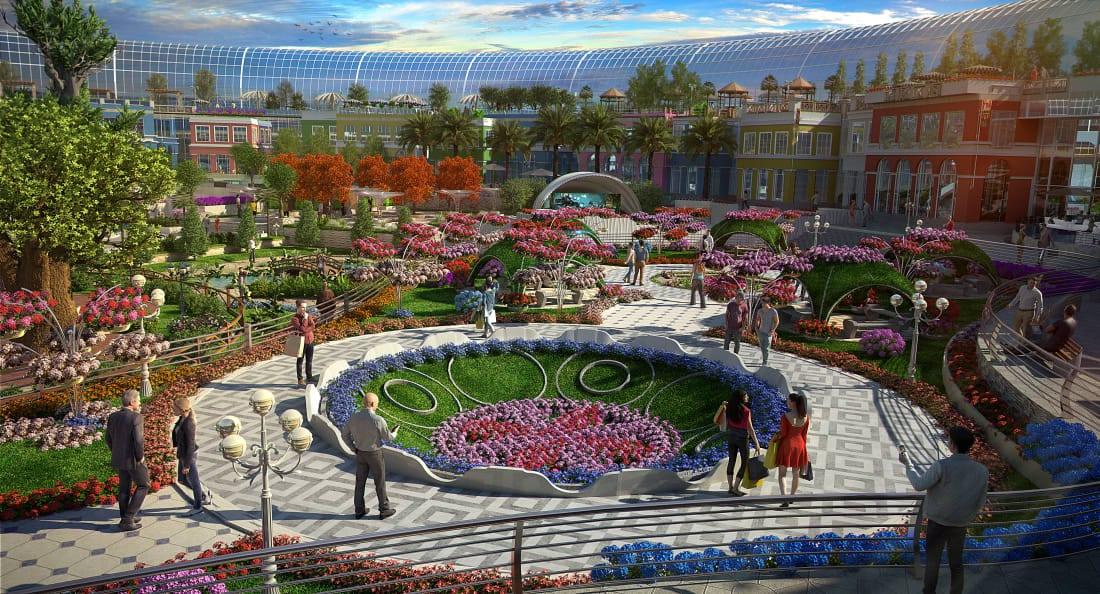 dubai mall - 8 proiecte imobiliare din Dubai care se anunţă a fi spectaculoase