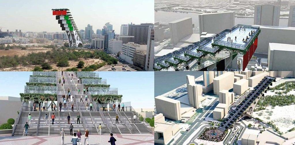 dubai steps 1024x505 - 8 proiecte imobiliare din Dubai care se anunţă a fi spectaculoase