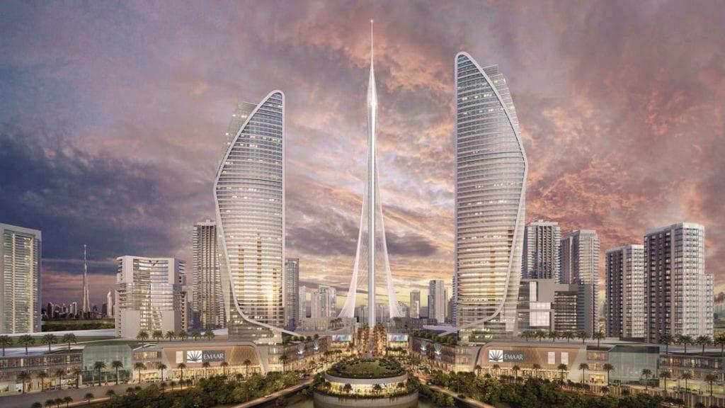 http   cdn.cnn .com cnnnext dam assets 160617115859 tubai tallest tower 1024x576 - 8 proiecte imobiliare din Dubai care se anunţă a fi spectaculoase
