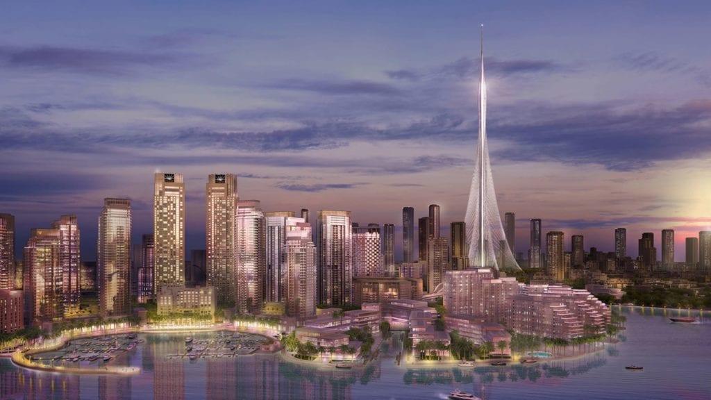 http   cdn.cnn .com cnnnext dam assets 160617120311 dubai tallest tower 3 1024x576 - 8 proiecte imobiliare din Dubai care se anunţă a fi spectaculoase
