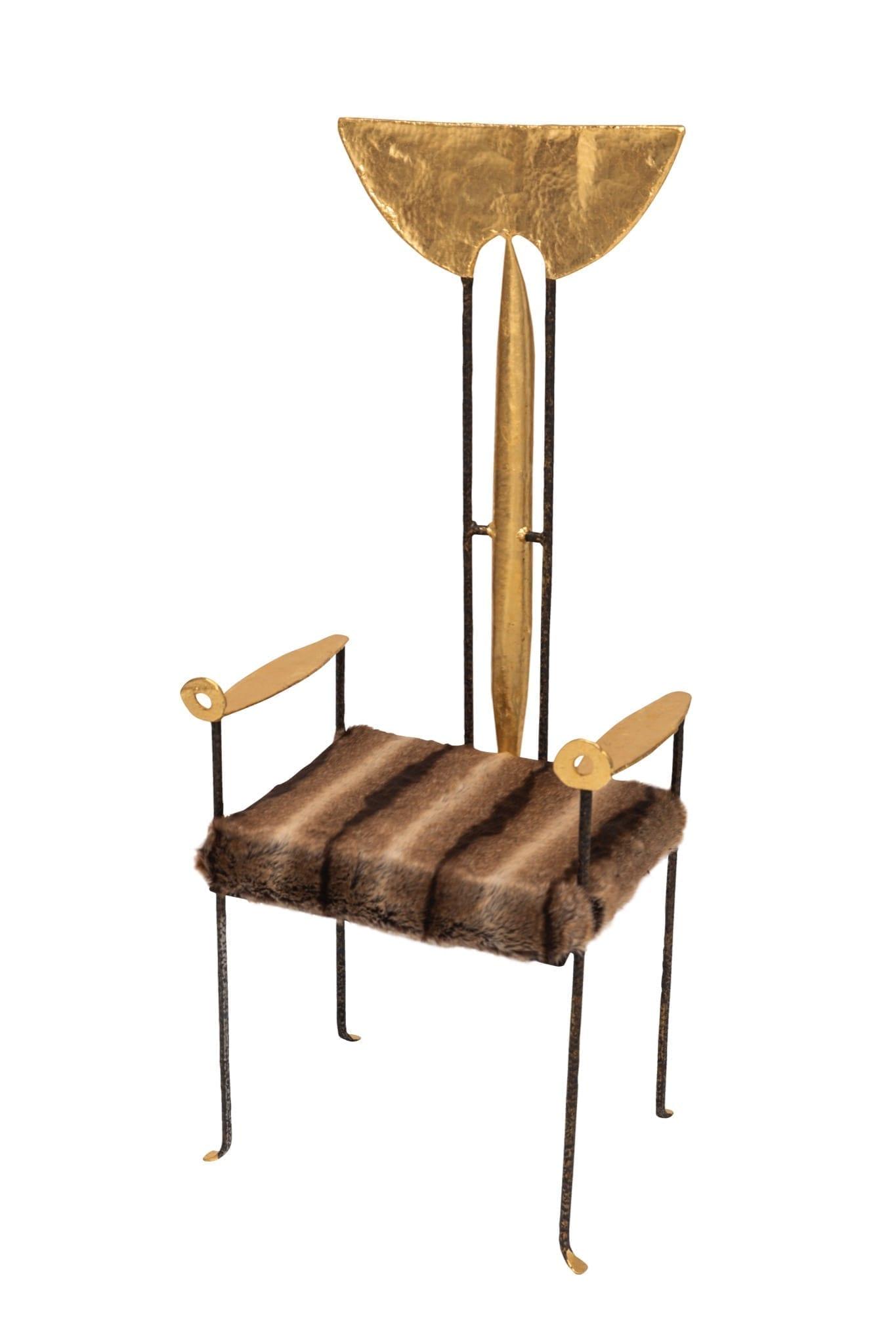 Scaun Zulu 2 copy - Piese de mobilier și decor unice la Marc Alexander Design
