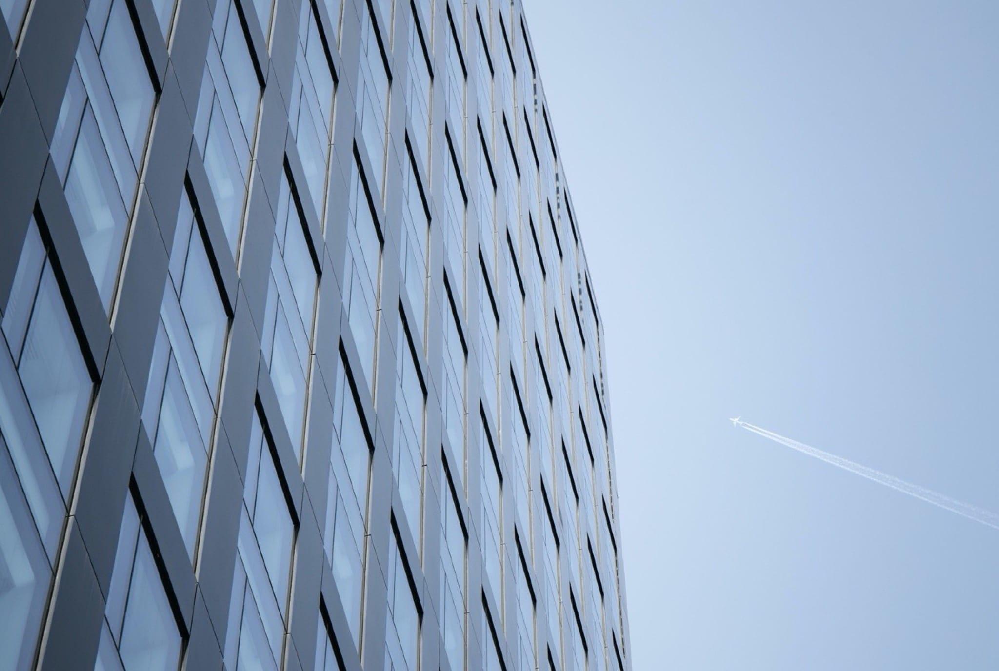 Ana Tower VP2 copy - Soluția unică de fațadă Alukönigstahl pentru Ana Tower