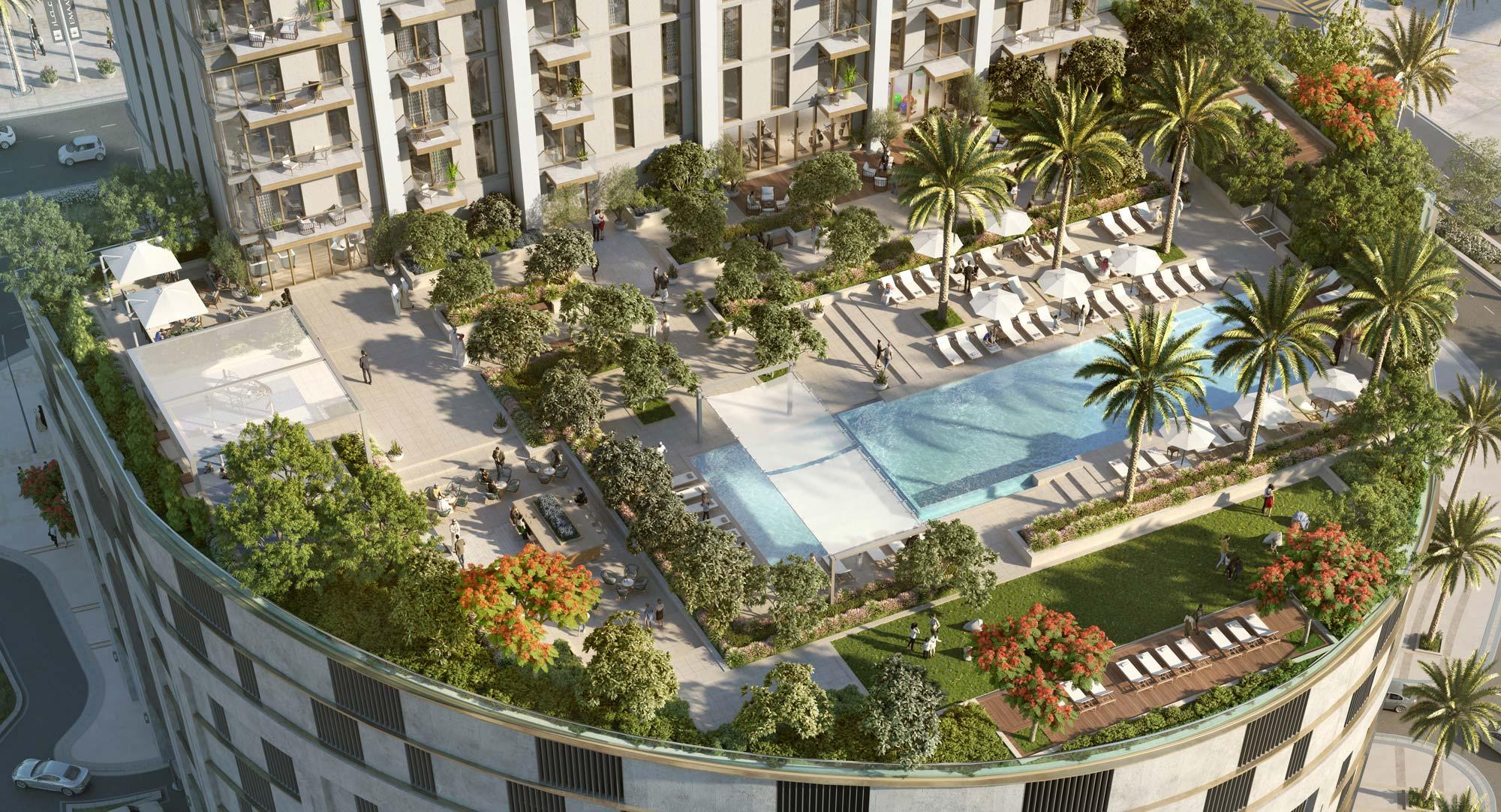 06 active podium 2000x1082 1 - Dubai: Pandemia nu oprește dezvoltarea imobiliară de lux