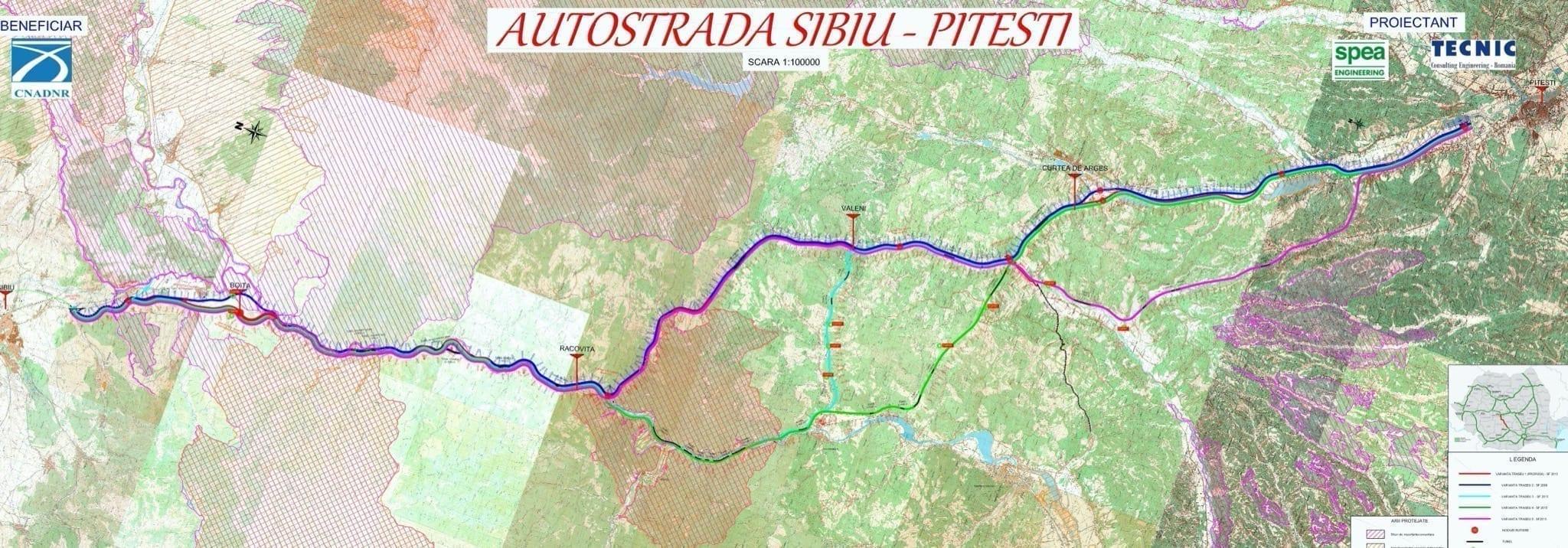 Sibiu Pitesti autostrada - Sibiu Pitesti autostrada