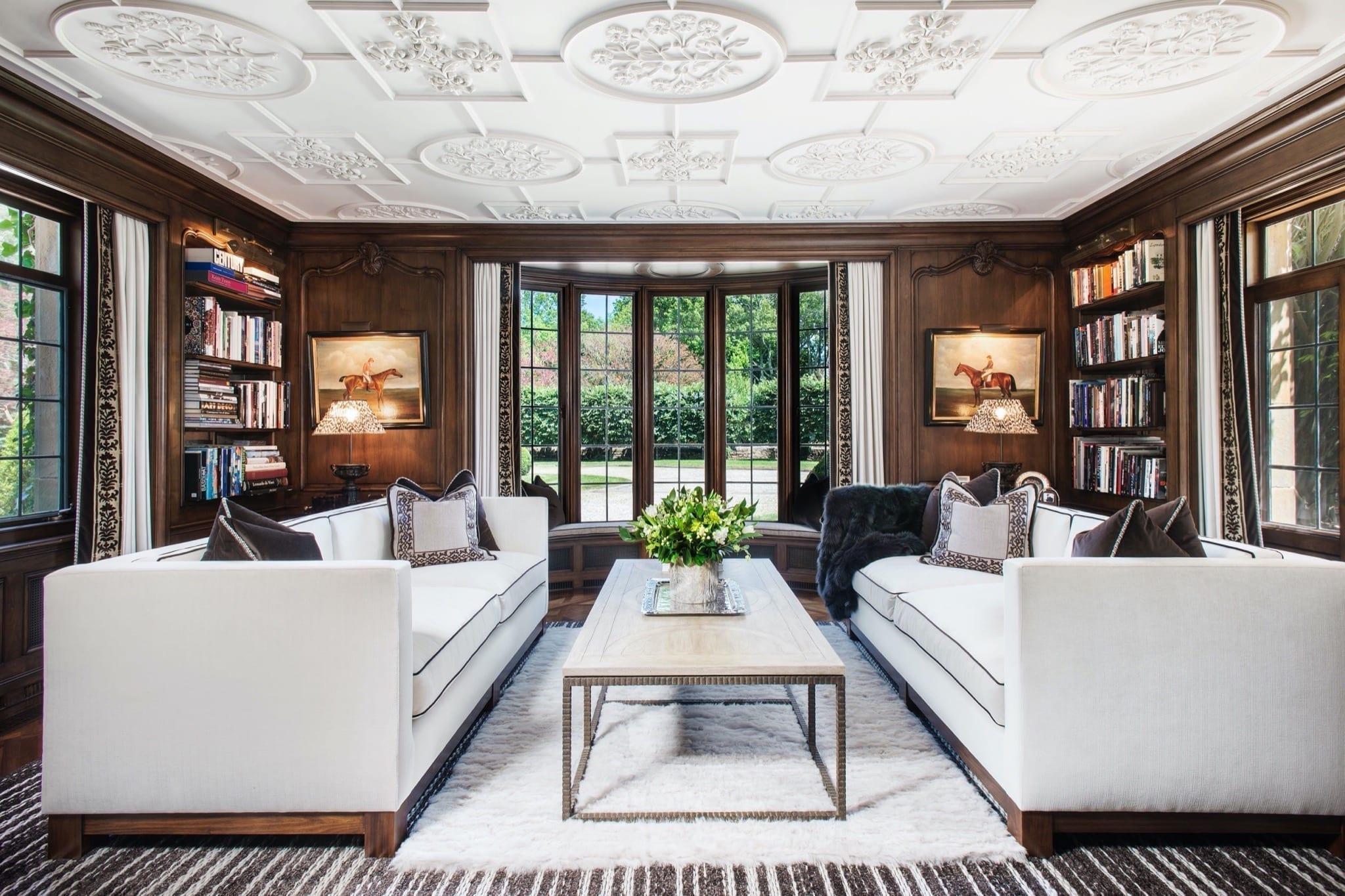 conac3 copy - Conacul lui Tommy Hilfiger din Greenwich, la vânzare cu 47,5 milioane de dolari