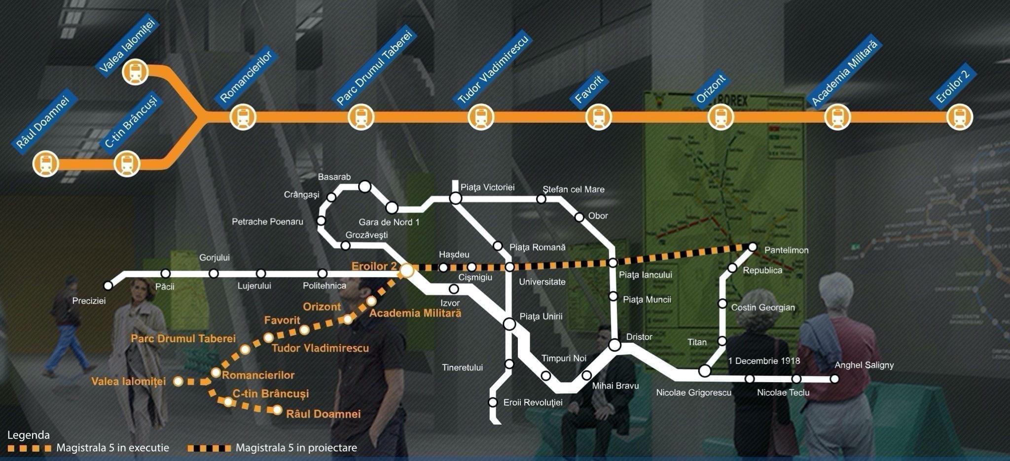 metrou - metrou