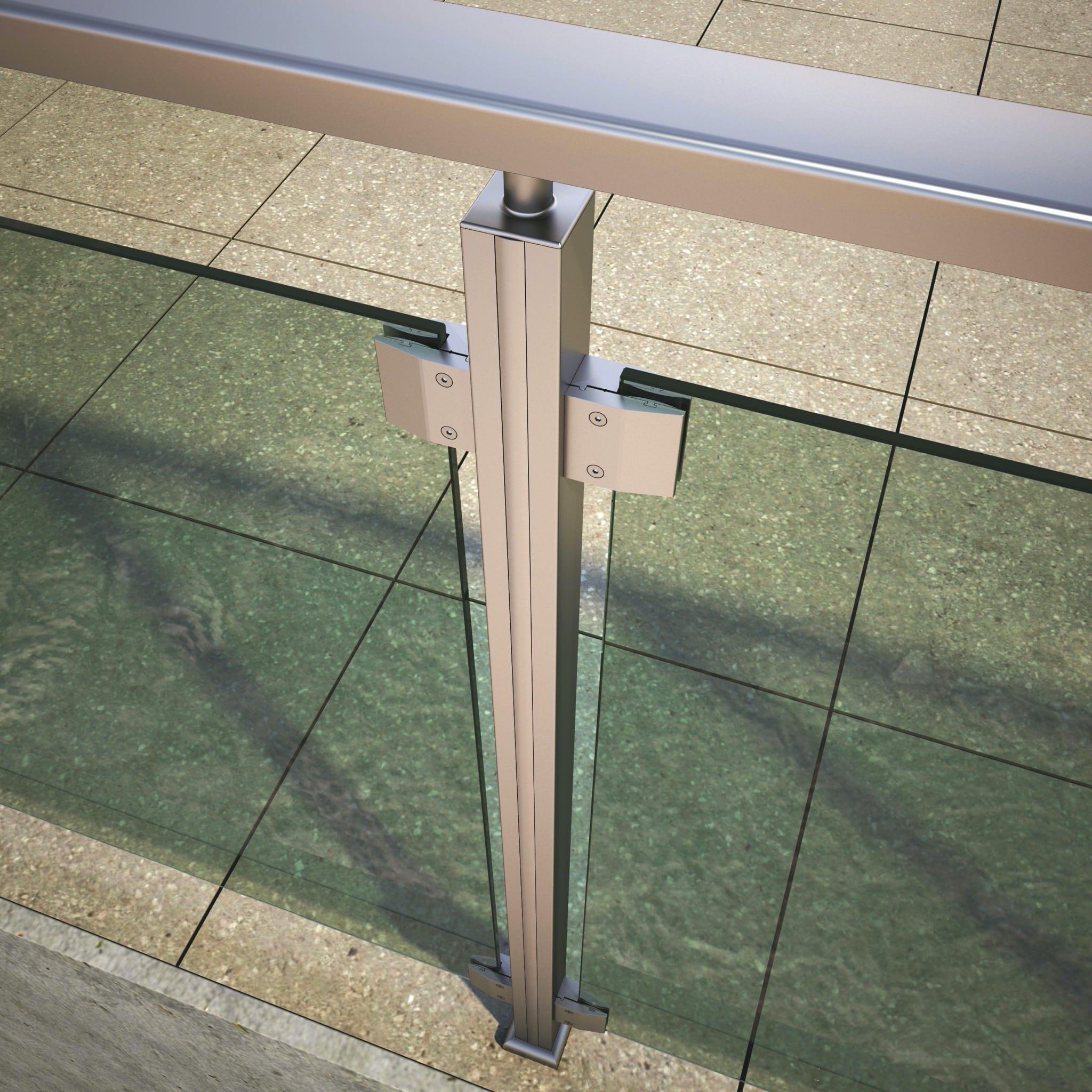 alumil3 - Alumil relansează seria de balustrade din aluminiu