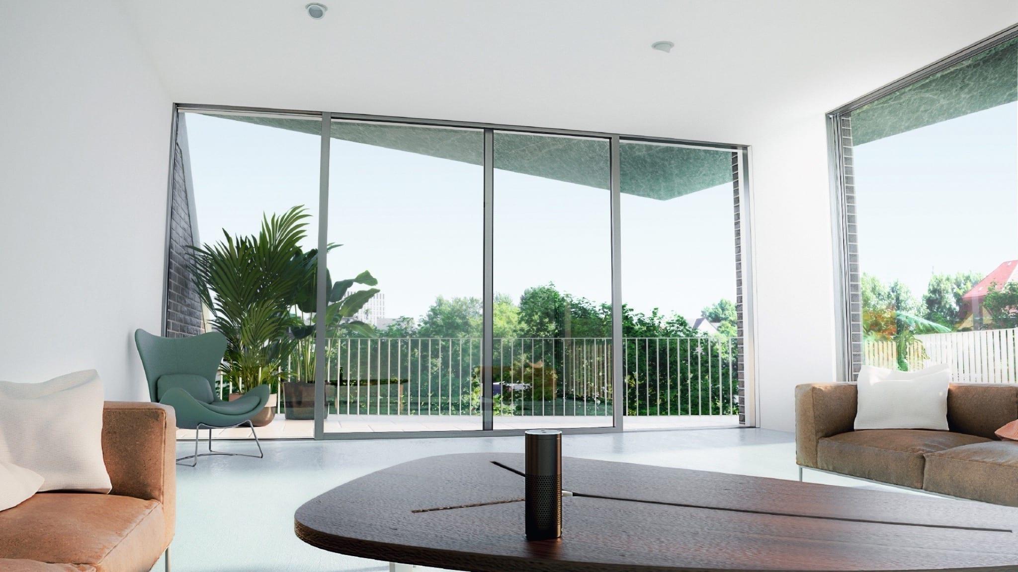 BSC m Ansteuerung Alexa copy - Soluțiile Smart Home de la Schüco, pentru confort, siguranță și eficiență energetică