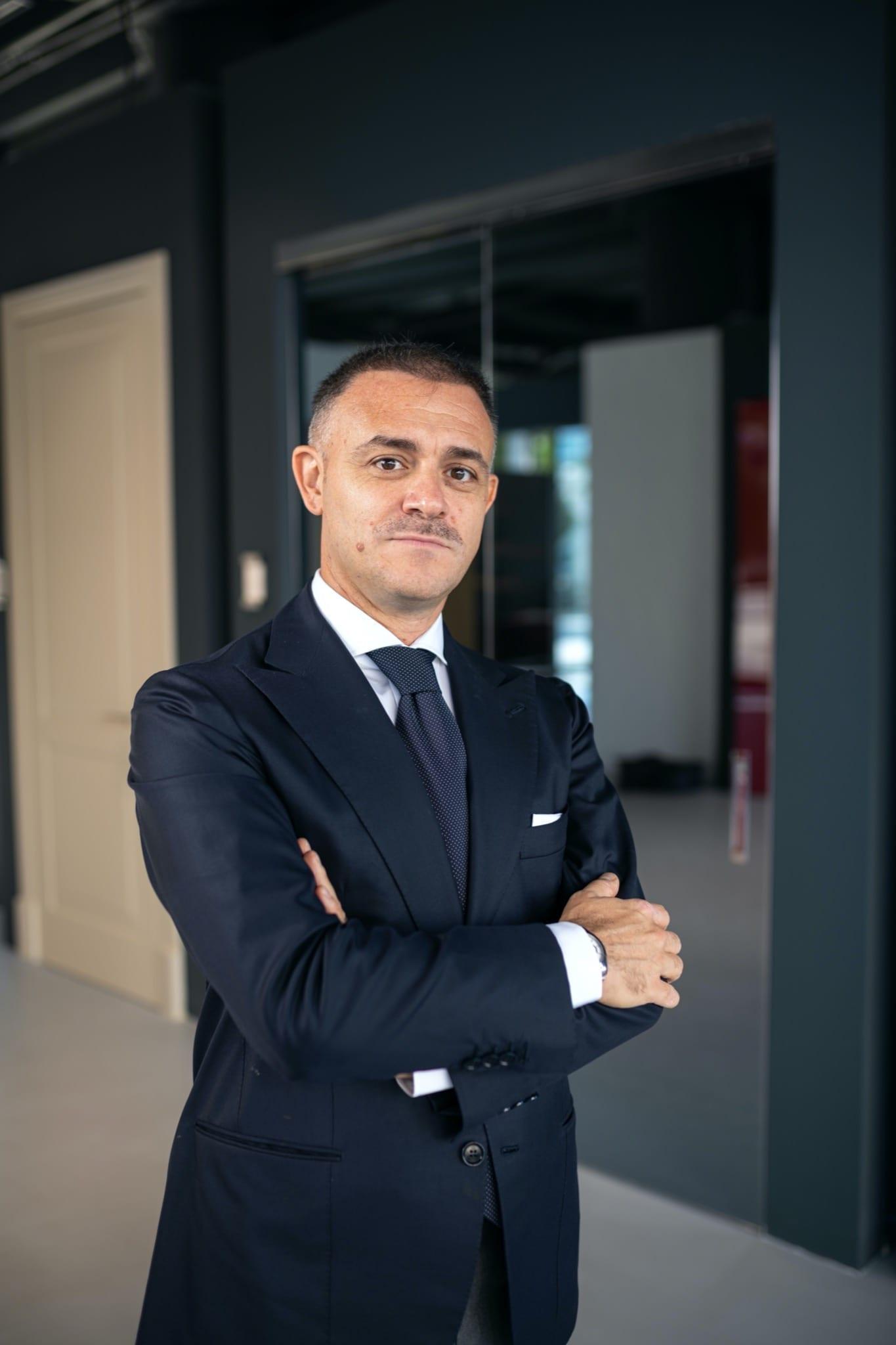 """DSC6384 copy - Francesco Curcio, director general Pinum Doors & Windows: """"Ne-am propus să devenim unul dintre liderii de pe piața tâmplăriei de PVC și aluminiu"""""""