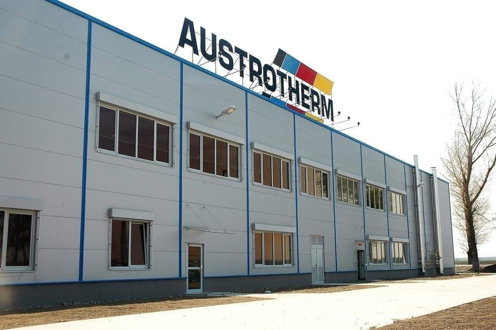 Fabrica Austrotherm Roman web - Austrotherm extinde o fabrică din România cu ajutor de stat