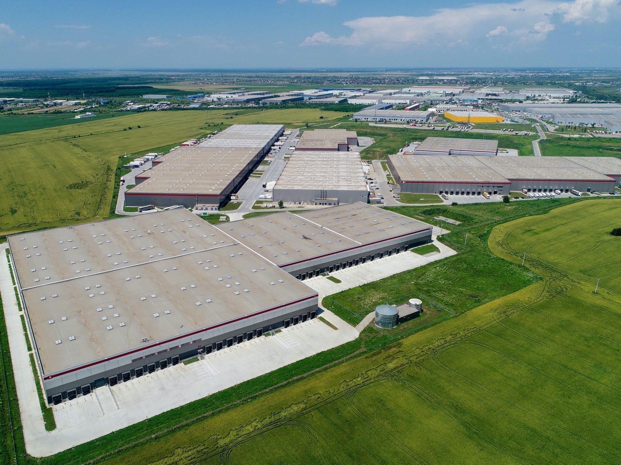 P3 B 11 Hala 11 copy - Piața de spații industriale se îndreaptă spre un an record