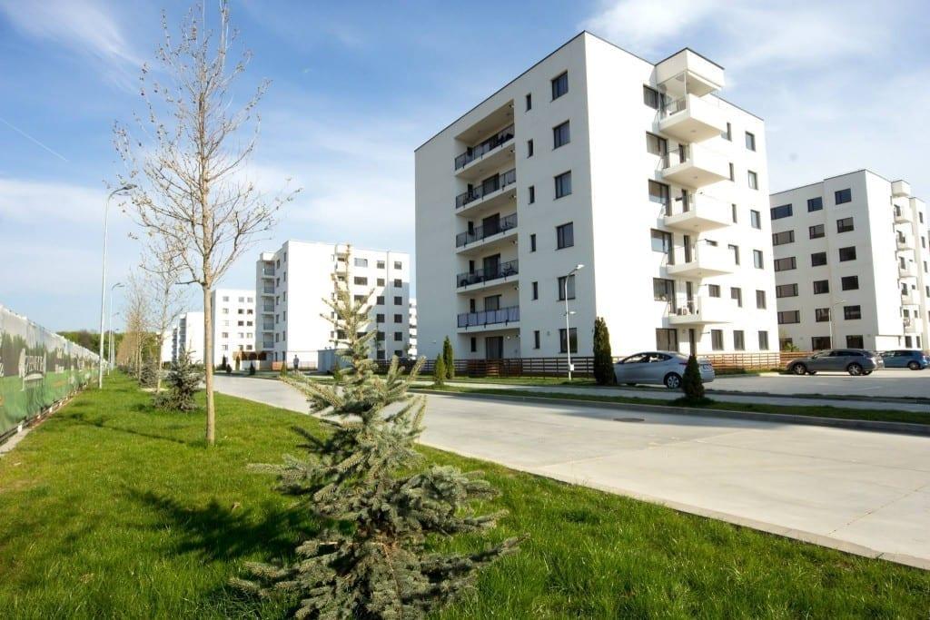 Proiecte rezidentiale 1 - Marile proiecte din nordul Capitalei – construcție accelerată și rate de contractare ridicate