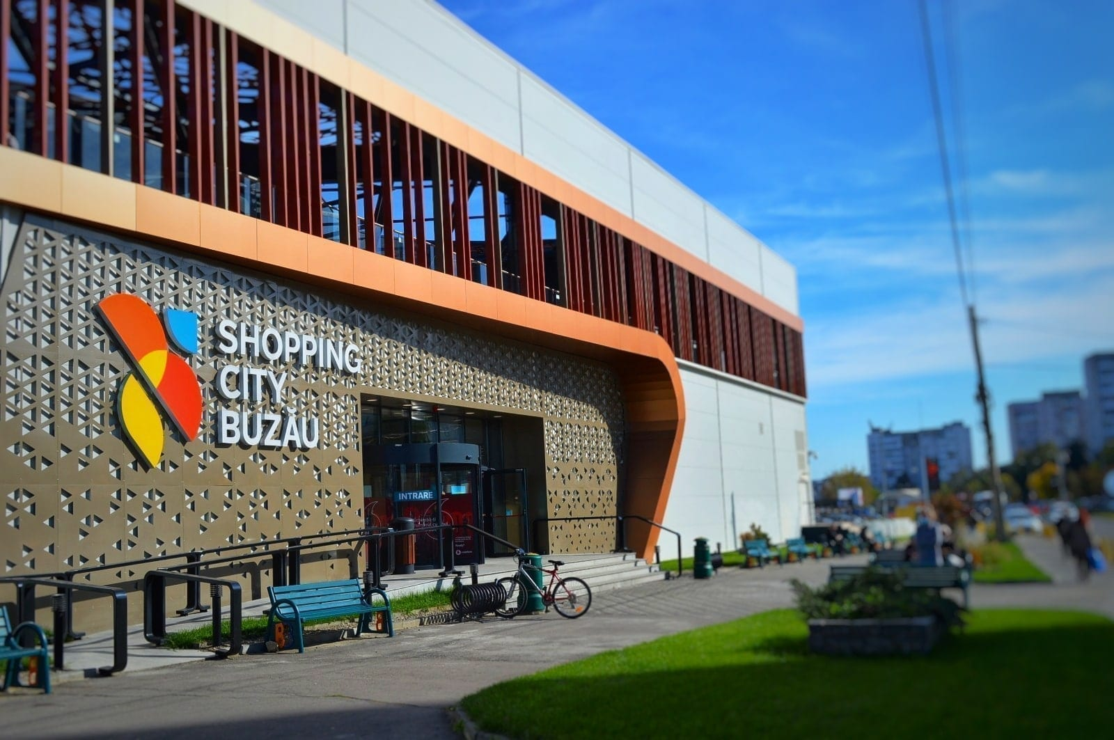 shopping city buzau