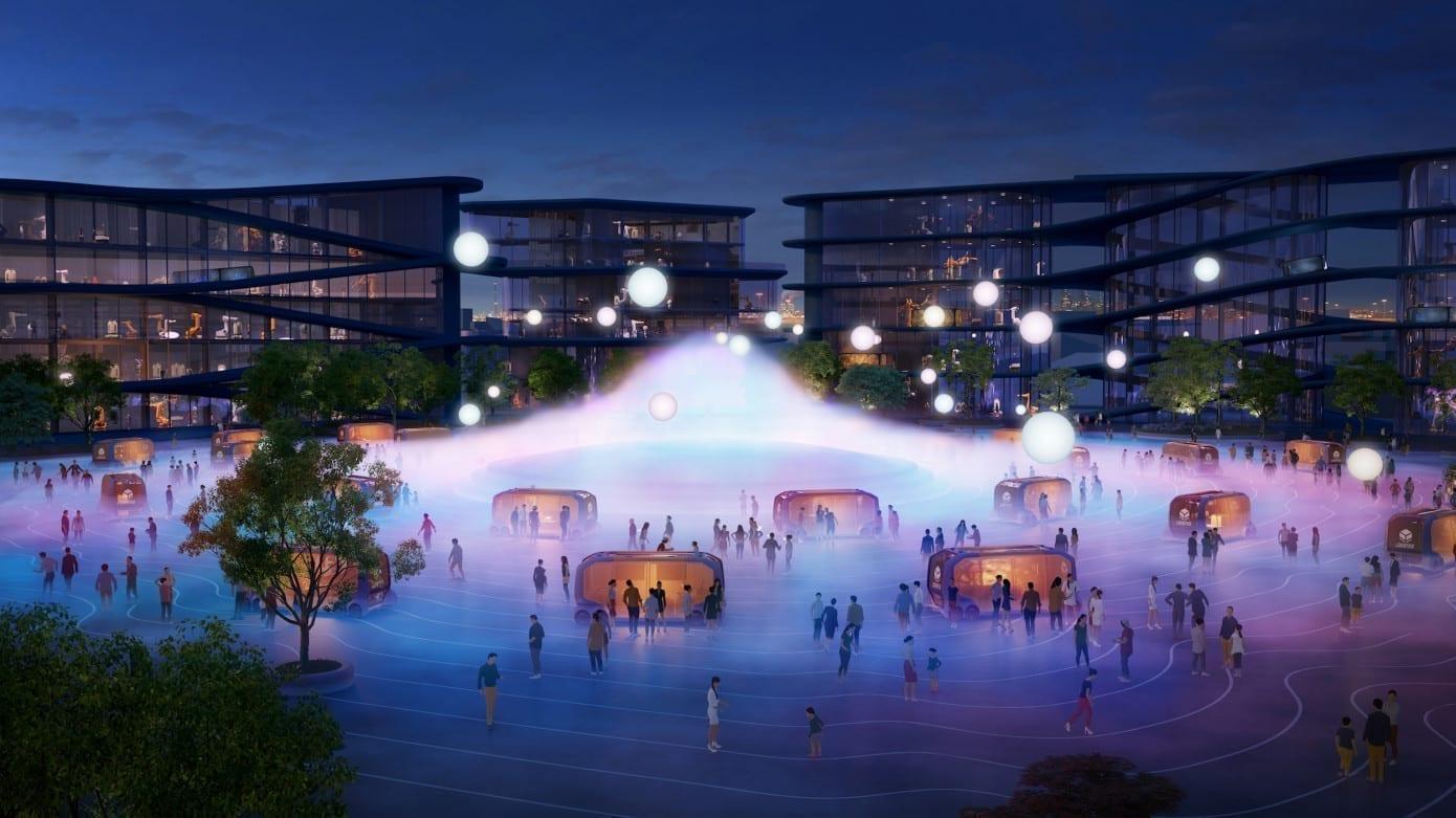 toyota woven city 7 - Cele mai ambițioase proiecte de orașe ale viitorului