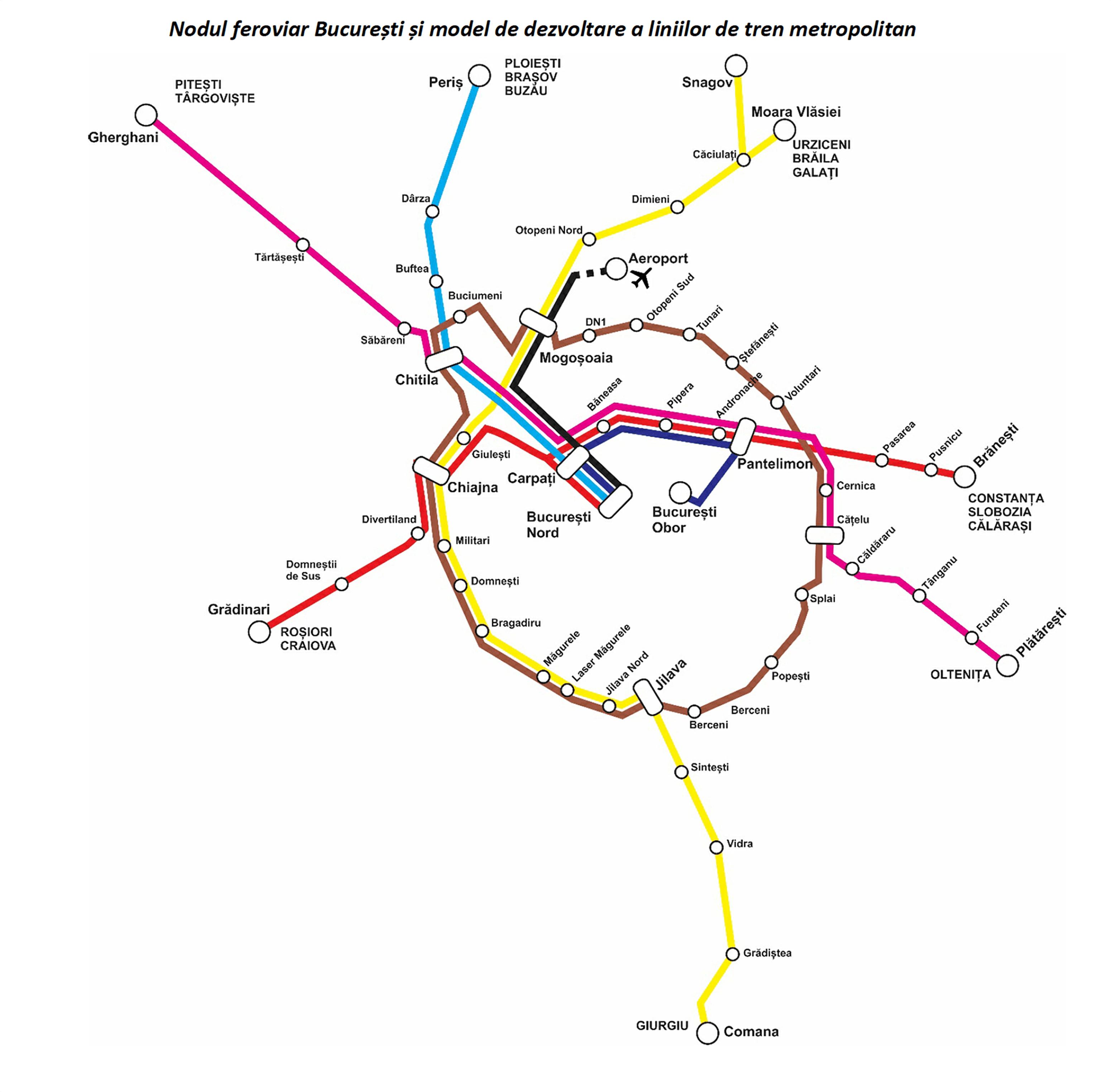 tren metorpolitan - Potențialul trenului metropolitan de a transforma dezvoltarea imobiliară periurbană