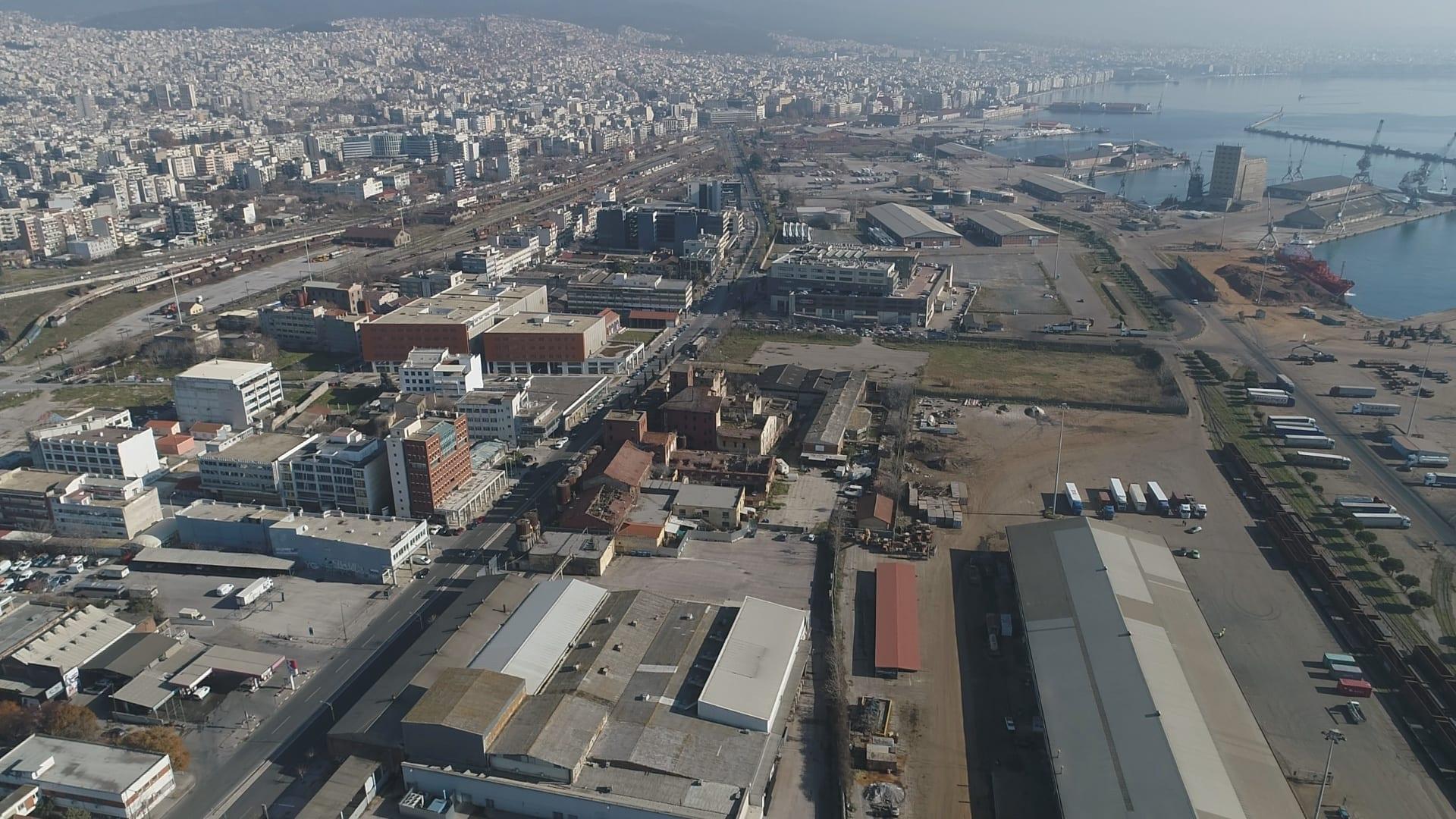 Arxellence 2 Competition area 1 - ArXellence 2: participare impresionantă la Competiția de Arhitectură realizată de ALUMIL pentru crearea noului Central Business District (CBD) din Salonic, Grecia